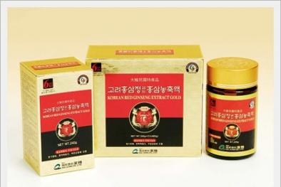 Bán sâm Hàn Quốc 'rởm', hai công ty bị phạt 360 triệu đồng