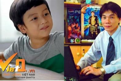 'Phù thủy' Trần Bảo Minh: 'Cậu bé trong quảng cáo 6-1=6 thông minh đó chứ'!