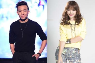 Hari Won hội ngộ Trấn Thành trong đêm bán kết Got Talent