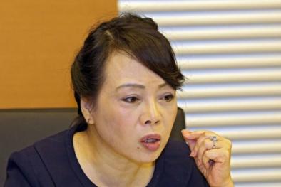Bộ trưởng Nguyễn Thị Kim Tiến: 'Facebook của tôi là tôi trả lời đấy'