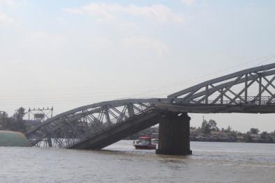 Kịch bản khắc phục sự cố cầu Ghềnh, phục hồi đường sắt Bắc-Nam