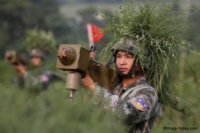 Tên lửa vác vai FN-6: Mũi nhọn phòng không Trung Quốc