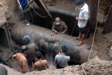 Công ty TQ thắng thầu cung cấp ống nước sông Đà khiến Phó Thủ tướng cũng lo