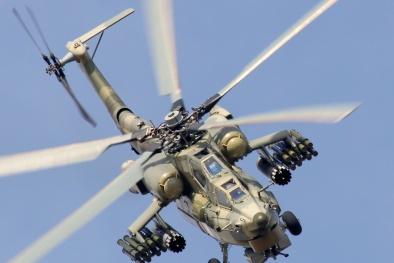 Nga trang bị thêm 'mắt thần' cho thợ săn đêm Mi-28N