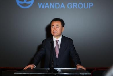 Tỷ phú Trung Quốc Wang Jianlin chi tiền mạnh tay nhất thế giới năm 2016