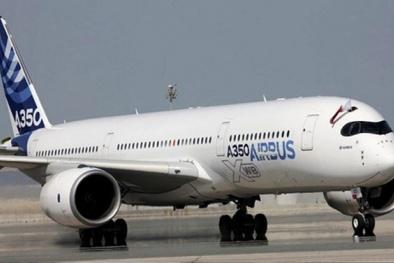 Hé lộ lý do Vietnam Airlines vội bán máy bay Airbus 350 vừa mua