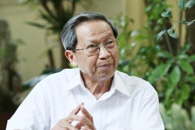Tướng Lê Văn Cương: 'Giàn khoan Hải Dương 943 nhằm dương đông kích tây'