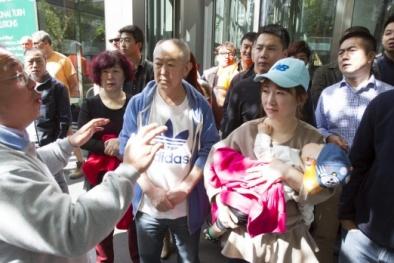 Hàng chục công nhân Trung Quốc bị ngược đãi tại Úc