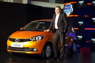 Tata Motors tung mẫu ô tô Tiago giá 100 triệu đồng