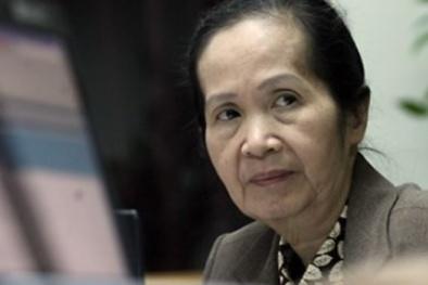 Chuyên gia kinh tế Phạm Chi Lan: 'Phải có ai đó chịu trách nhiệm trước dân'