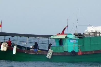 Sau giàn khoan Hải Dương 981, 6 tàu cá Trung Quốc xâm phạm Biển Đông Việt Nam