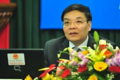Ông Chu Ngọc Anh trở thành Bộ trưởng Bộ Khoa học và Công nghệ với 88% phiếu đồng ý