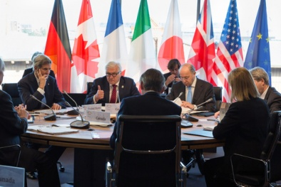 Bất chấp Trung Quốc, G-7 vẫn ra tuyên bố chung về tình hình Biển Đông