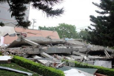 Ám ảnh kinh hoàng dù sống sót trong vụ sập nhà 5 tầng ở Cao Bằng