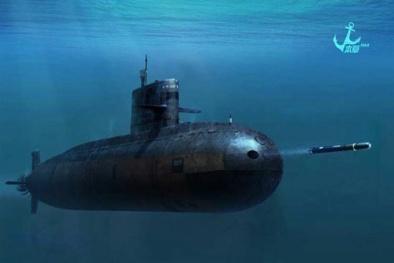 Trung Quốc đang giấu tàu ngầm dưới đáy Biển Đông