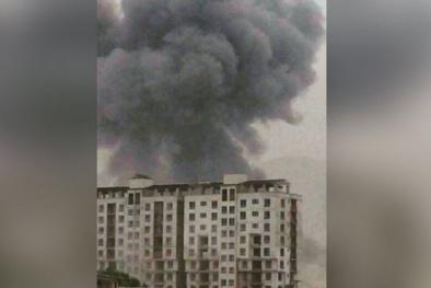 Đánh bom liều chết ở Afghanistan: Taliban nhắm vào dinh Tổng thống?