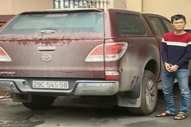 Kỳ quặc: Bị khởi tố hình sự vì trộm cắp xe ô tô của… chính mình!