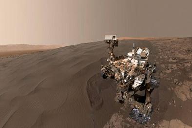 Trung Quốc công khai kế hoạch 'bon chen' định cư trên sao Hỏa