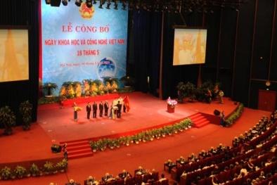 Hưởng ứng hoạt động chào mừng ngày Khoa học Công nghệ Việt Nam 2016