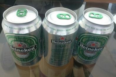 Bia Heineken tẩy xóa hạn sử dụng: 'Muốn xóa dấu vết vì hành vi gian dối'?