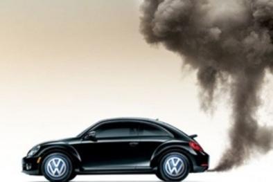Bê bối gian lận khí thải 'thiêu đốt' của hãng xe Volkswagen 18 tỷ USD