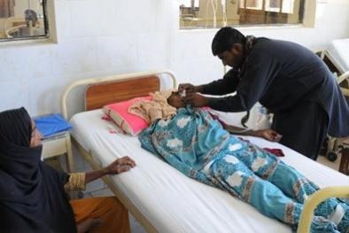 23 người Pakistan thiệt mạng sau khi ăn kẹo nghi nhiễm thuốc sâu