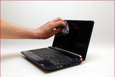 'Bỏ túi' mẹo vệ sinh laptop cực chuẩn