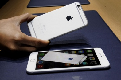 Apple thua kiện giành thương hiệu 'iPhone' ở Trung Quốc
