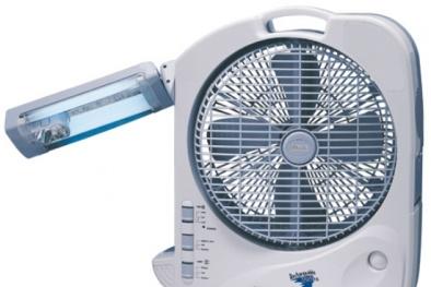Cách giữ độ bền cho quạt tích điện