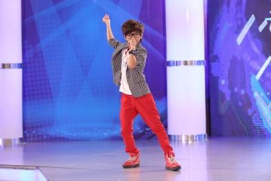 Vietnam Idol Kids: Trọng Hiếu phiên bản nhí khiến giám khảo 'chết mê chết mệt'