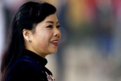 Bộ trưởng Y tế Nguyễn Thị Kim Tiến nói tiếng Anh lưu loát