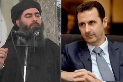 Chính phủ Syria bị tố 'đi đêm' nhiều năm với IS, Mỹ-Nga nói gì?
