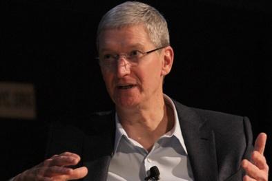 Đại gia bí ẩn trả 11 tỷ đồng để 'mua' 1 giờ ăn trưa với CEO Apple Tim Cook