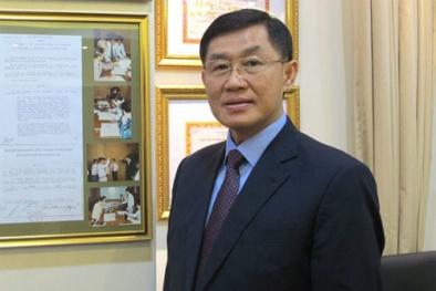 Ông Johnathan Hạnh Nguyễn: 'Có tên trong hồ sơ Panama không có gì phải căng thẳng'