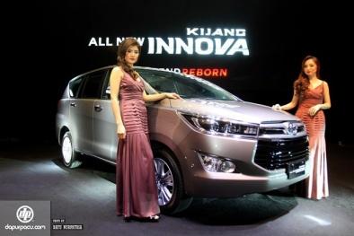 Toyota Innova thế hệ mới tại Việt Nam có thể tăng giá gần 100 triệu đồng