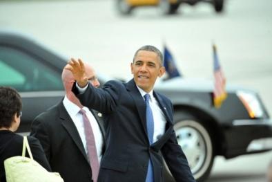 Tổng thống Mỹ thăm Việt Nam: Mỹ thiết lập đường điện thoại riêng tại Nội Bài