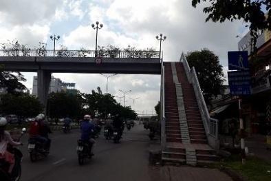 TP.HCM: Doanh nghiệp đề xuất làm 7 cầu vượt đi bộ, có thang máy và cả điều hòa