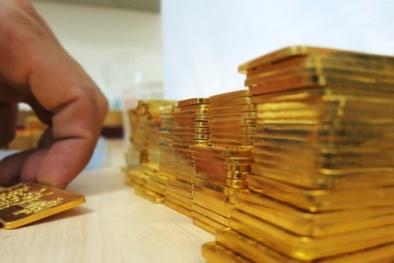 Cập nhật giá vàng trong nước 17/5: Vàng miếng SJC tăng mạnh