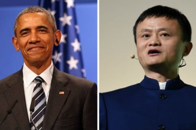 Nhà Trắng lên tiếng về cuộc gặp giữa Tổng thống Obama và tỷ phú Jack Ma
