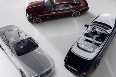 Rolls-Royce ra mắt mẫu xe Phantom phiên bản đặc biệt dành cho giới nhà giàu