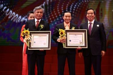 Thiên Long nhận giải thưởng Chất lượng Quốc tế Châu Á-Thái Bình Dương năm 2015