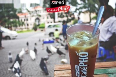 Vì sao không thể quên cà phê phố Sài Gòn?