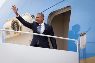 Vì sao những chuyến công du nước ngoài của Tổng thống Mỹ luôn có sức hút?