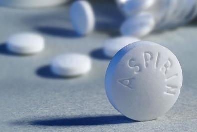 Giảm nguy cơ đột quỵ nhờ thuốc giảm đau Aspirin