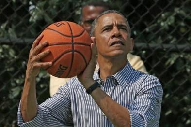 Chế độ rèn luyện sức khỏe đáng học hỏi của Tổng thống Obama