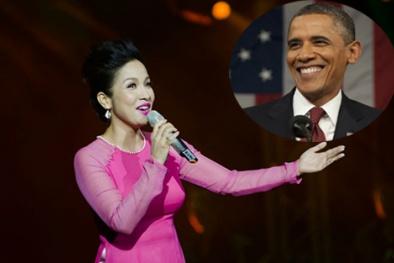 Diva Mỹ Linh sẽ hát Quốc ca Việt Nam 'phiên bản đặc biệt' trước Tổng thống Obama