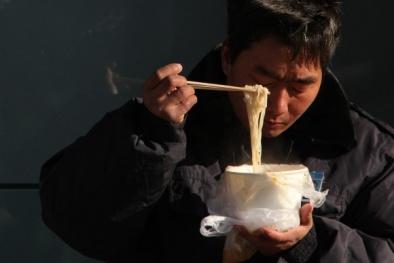 Dương tính với chất gây nghiện do ăn đồ ăn Trung Quốc