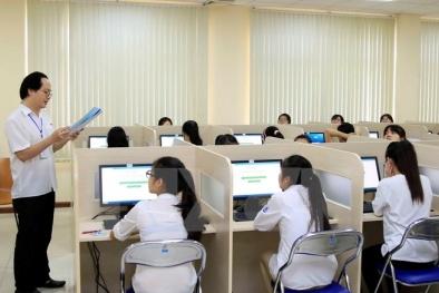 Đại học Quốc gia Hà Nội công bố phổ điểm 'sáng choang' về đánh giá năng lực thí sinh