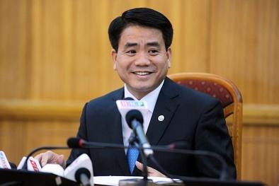 Số phiếu trúng cử HĐND đầy ấn tượng của Chủ tịch Hà Nội Nguyễn Đức Chung
