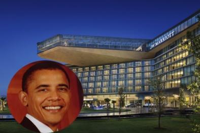 Tận mắt ngắm 'nơi ăn, chốn nghỉ' đặc biệt của Tổng thống Obama khi ở Hà Nội